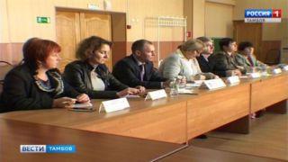 Владимир Репин провёл личный приём пожилых граждан