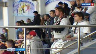 ХК «Тамбов» переиграл «Рязань» в основное время