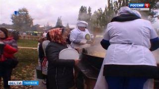 Изысканные сорта сыра и настоящий узбекский плов - новые кулинарные фишки Покровской ярмарки