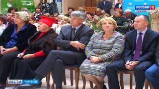 Тамбовские пенсионеры выводят формулу долголетия