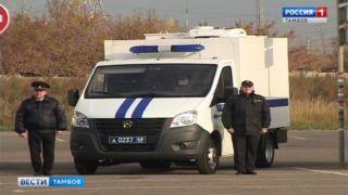 Привычные автомобили с непривычными опциями: тамбовские полицейские получили 30 новеньких машин