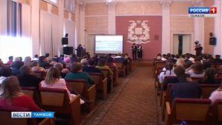 Царь Иван Грозный посвятил в лицеисты учеников Политехнического колледжа ТГТУ
