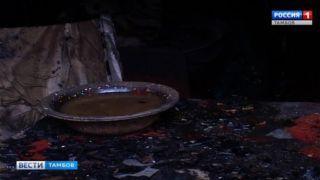 Эксперты выясняют причины пожара на Широкой