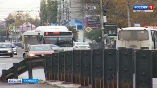 Мост на Базарной закрыли для общественного транспорта