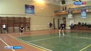 Силовики сыграли в волейбол в зачёт Спартакиады
