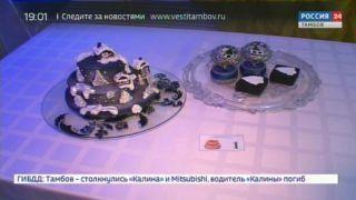 Лучшим кондитером России стал тамбовчанин Александр Боярский