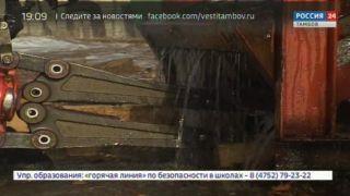 Поднять бетонную плиту и «перекрыть» водопад: спасатели показали профессиональное мастерство