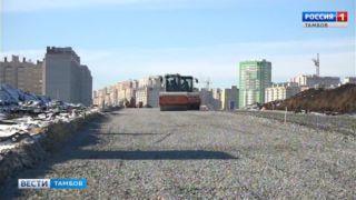 Новая четырехполосная автомагистраль появится в северной части Тамбова