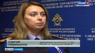 Пожар в Сосновке: подробности происшествия