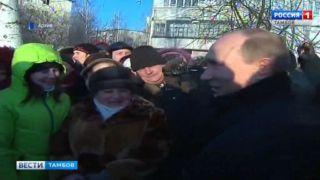 Раиса и Михаил Олейниковы отправились в Москву за высокой наградой