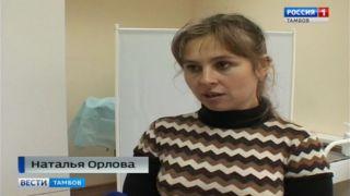Наталья Орлова, жительница села Гумны
