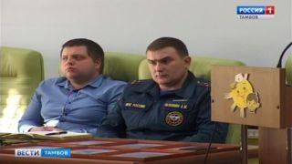 В Тамбовской области выбрали «Лучший противопожарный объект»