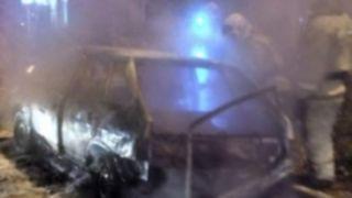 В Тамбовской области произошло еще два пожара
