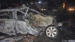 В Кирсановском районе Volkswagen Polo столкнулся с «МАЗом»: пассажир автомобиля погиб
