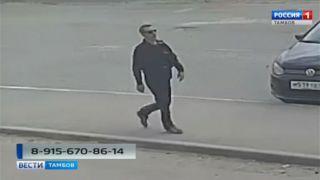 Правоохранители просят помочь найти предполагаемого преступника