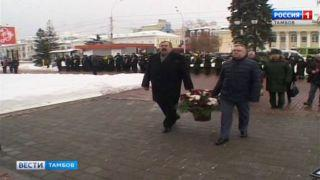 Память Валерия Халилова и всех погибших в авиакатастрофе над Чёрным морем почтили минутой молчания