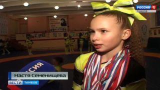 На международном чемпионате по чирлидингу тамбовская команда «Адреналин» заняла второе место