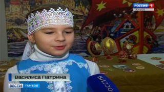 Рождественскую историю рассказали детям из воскресных школ