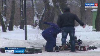 Любителей скорости объединил турнир по картингу в Котовске