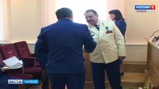 Сотрудники прокуратуры отмечают день рождения ведомства