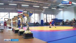 Сильнейшие спортсмены представят регион на первенстве ЦФО по греко-римской борьбе
