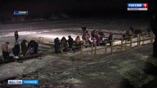 В Крещенскую ночь за безопасностью тамбовчан будут следить более 1000 сотрудников разных ведомтсв