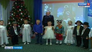 Об истории Рождества Христова дети рассказали в песнях и стихах