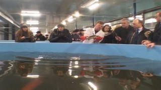 Расти рыбка большая из маленькой: на ферме «Тамбовский осетр» открыли второй комплекс бассейнов