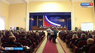 Николай Скоков: раскрываемость преступлений в Тамбовской области более 65 процентов
