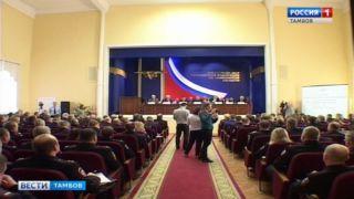 Александр Никитин: результаты вашей работы, в первую очередь оценивают жители Тамбовской области