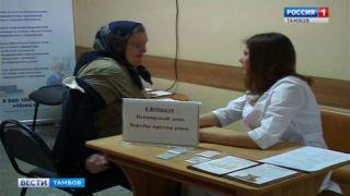 В День борьбы с онкологией в поликлинике имени Архиепископа Луки работал «Открытый кабинет»