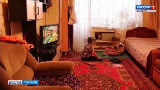 Тамбовские полицейские пришли в гости в неблагополучные семьи