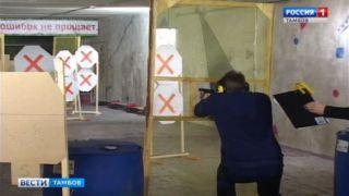 В Тамбове определили лучших юных стрелков и пловцов