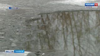 Тамбовский гидрометеоцентр: паводковая ситуация остаётся спокойной