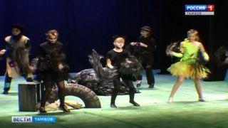 «Театр, где играют дети»: Гран-при завоевал «Софит» из Инжависнкого района