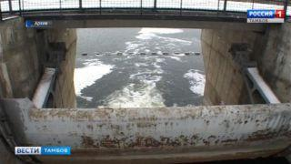 Тамбовский гидрометеоцентр: за прошедшие сутки паводковая ситуация существенно не изменилась