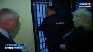«Сутки в дежурной части»: как это было в Рассказовском отделе полиции