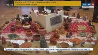 В Тамбове открыли Всероссийскую выставку детского творчества