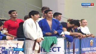 Турнир по дзюдо памяти Александра Малина собрал более 250 спортсменов