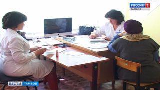 До последнего пациента: врачи автопоезда «Забота» провели прием в Знаменке