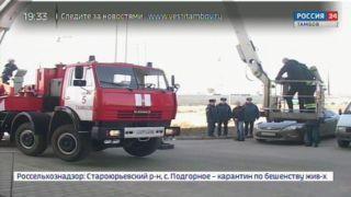 Пожарные учения «вскрыли» серьезную проблему в многоэтажке на Сабуровской
