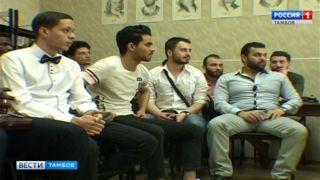 Иностранные студенты попытали силы в олимпиаде по русскому языку