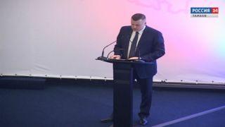 Ежегодный отчет главы администрации Тамбовской области перед депутатами областной Думы 11.04.2019