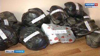 Тамбовские полицейские изъяли контрафактных товаров на 8 миллионов рублей