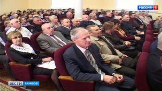 В Тамбове отметили День ветеранов органов внутренних дел