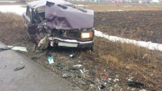 В Рассказовском районе столкнулись Volkswagen Jetta и ВАЗ-21070: водитель «семерки» погиб