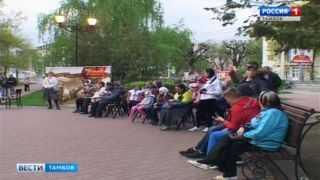 «7 дней Победы»: в сквере на Первомайской площади по вечерам рассказывают истории войны