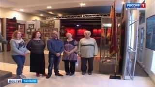 Тамбовчанам показали «Песни Победы»