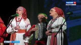 Они «Песней русскою живут»: праздничный концерт на сцене ДК «Знамя труда»