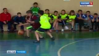 Тамбовские школьники сразились в региональном этапе «Президентских игр»